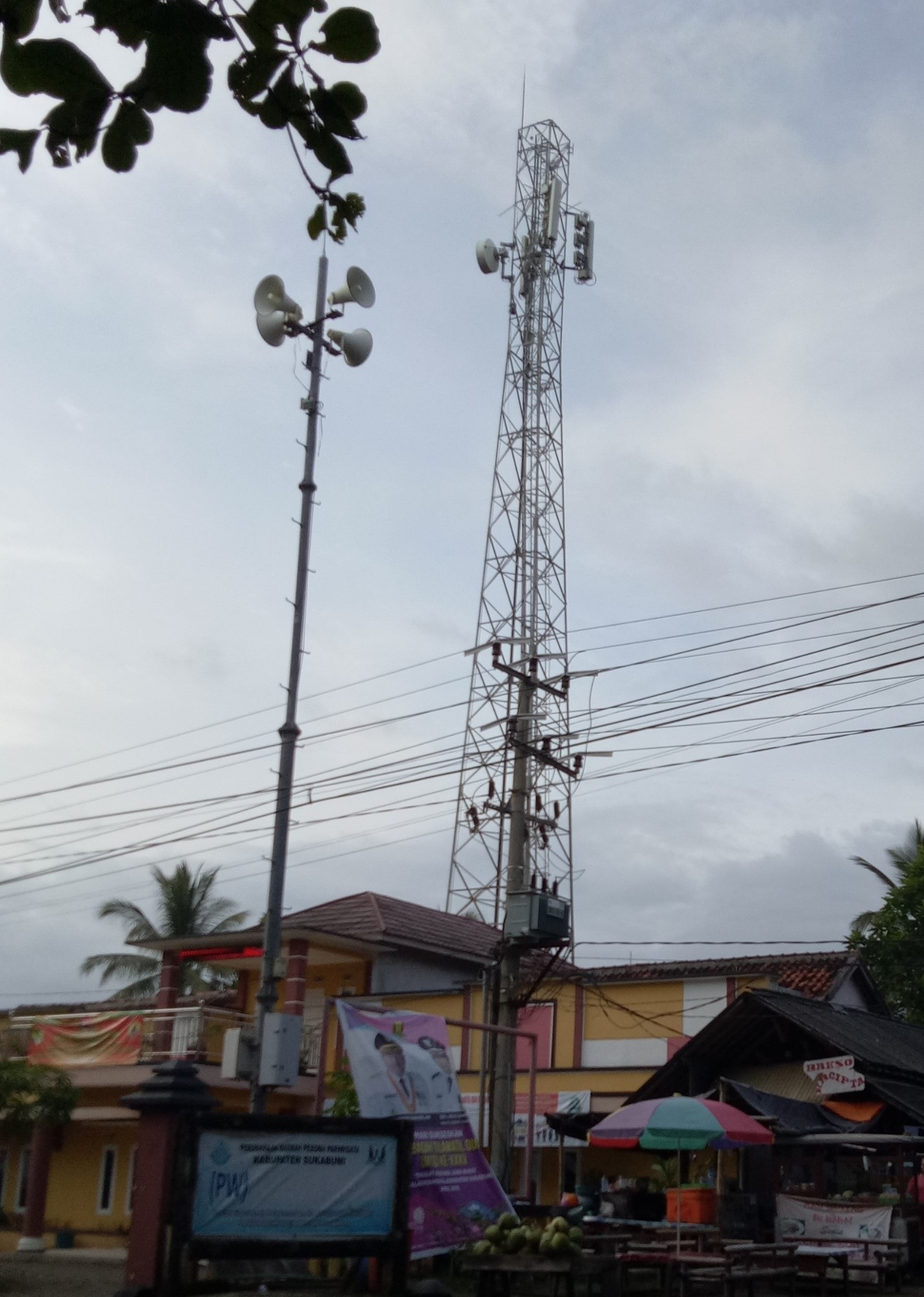 Tsunami early warning sirens have been installed throughout coastal communities