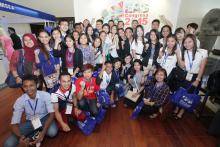 Participants of the Fourth EAS Youth Forum